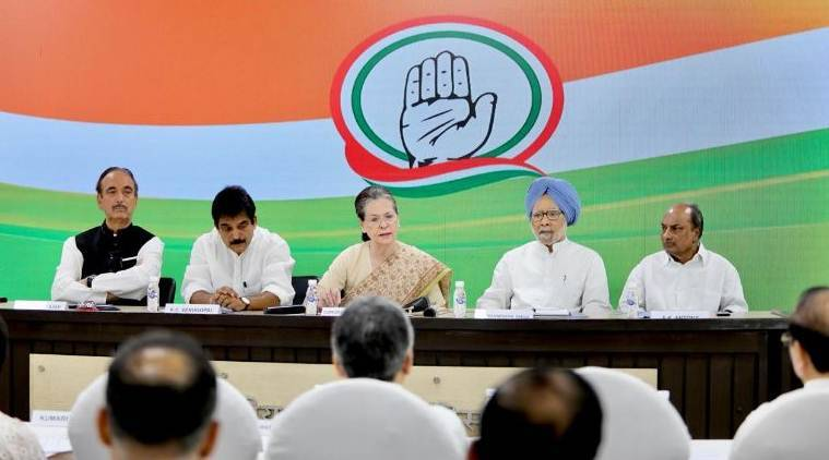 Sonia Gandhi chairs Congress meet: RSS-like pracharaks, Gandhi Jayanti celebration on agenda