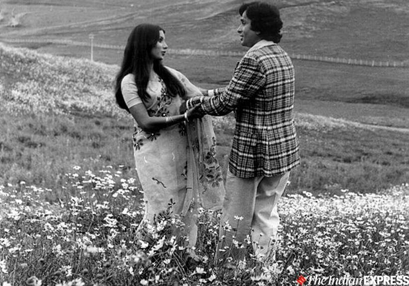 shabana and shammi kapoor in fakira