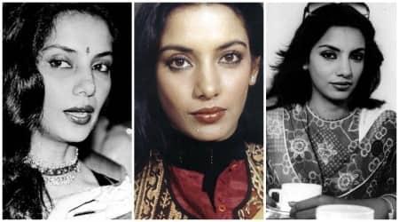 Shabana Azmi Rare photos