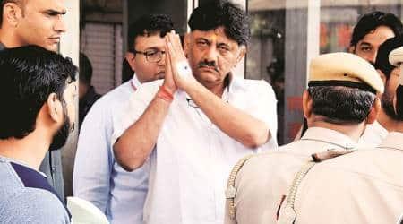Delhi High Court seeks ED's response on Congress leader D K Shivakumar's bail plea