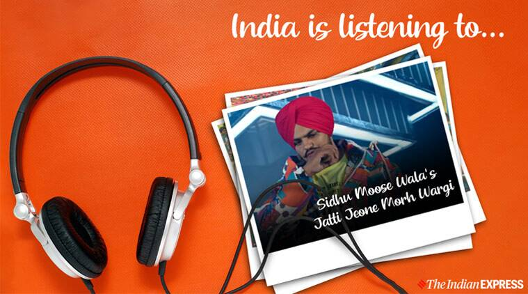 india is listening to sidhu moose wala