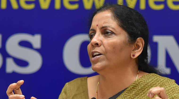 nirmala sitharaman, imf projections, indian economy projections by imf, gdp growth projections, world bank projections, indian express