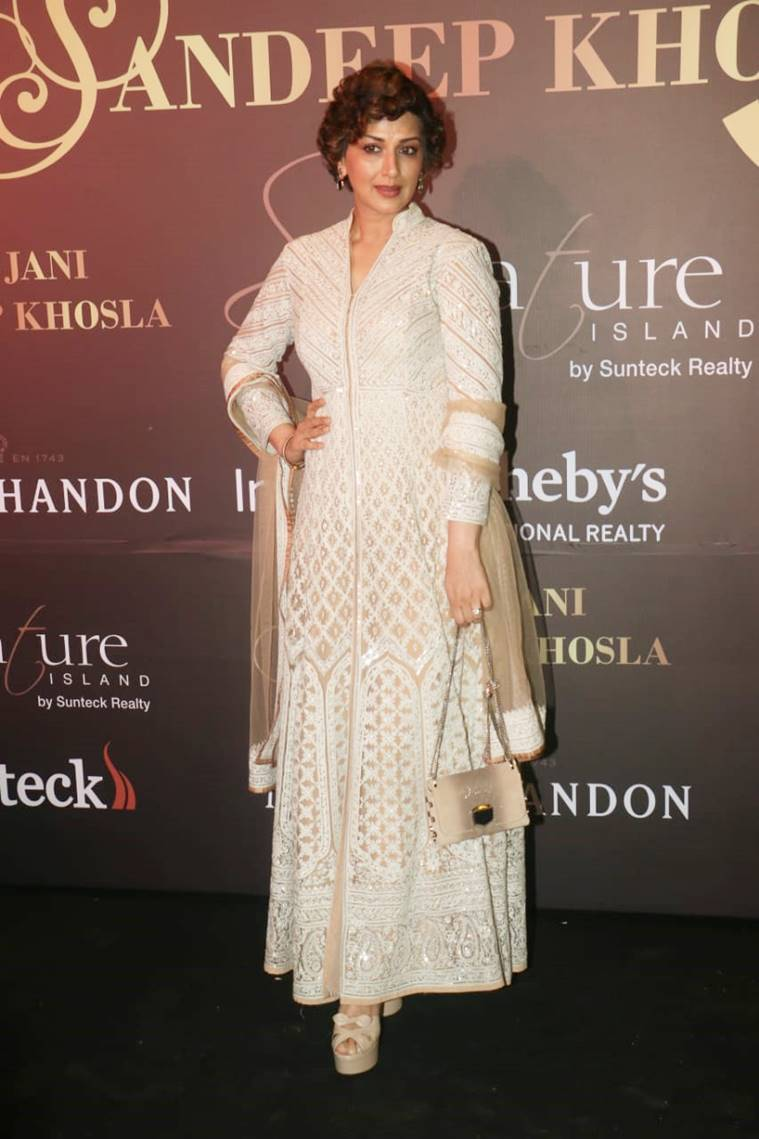 sonali bendre, sonali bendre abu jani sandeep khosla, indian express