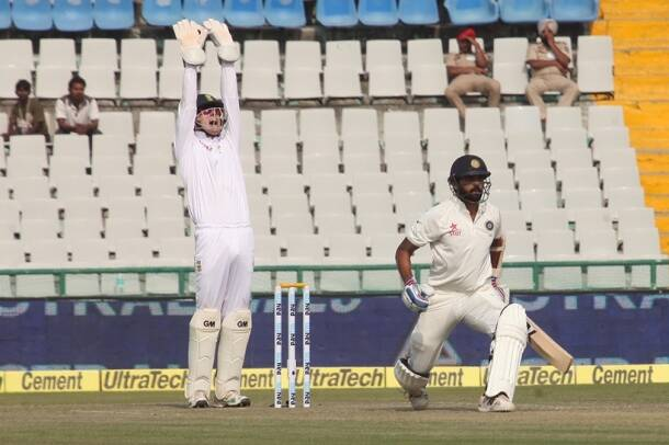 First Test Match between India and South Africa