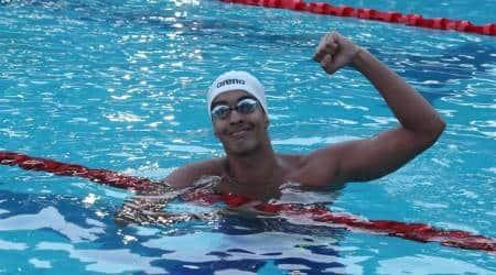Srihari Nataraj, Srihari Nataraj national record in 50m backstroke, Srihari Nataraj 100m backstroke, Srihari Nataraj 200m backstroke, Srihari Nataraj Tokyo Olympics.