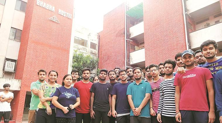 Locked down, Srinagar NIT students camp in NCR for job interviews
