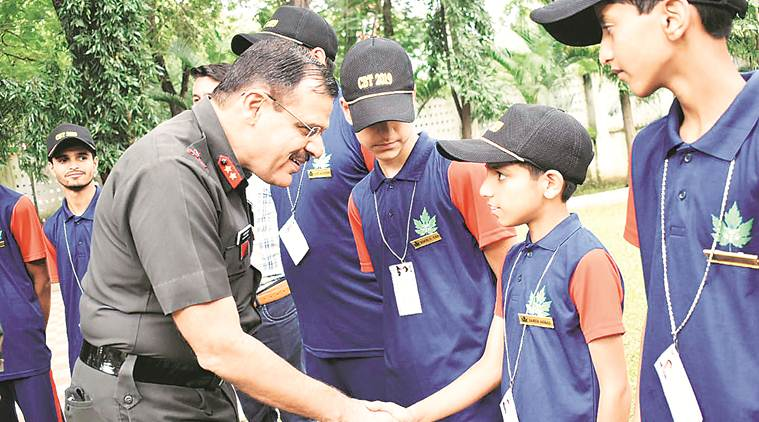 Students from Uri visit Pune for 'capacity building'