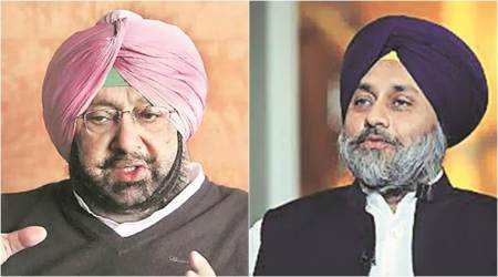 Sukhbir Badal virtually supporting SFJ, says CM Amarinder Singh