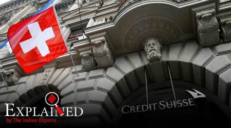 explained news, swiss bank details, indian swiss bank accounts, it department, oecd, indian express