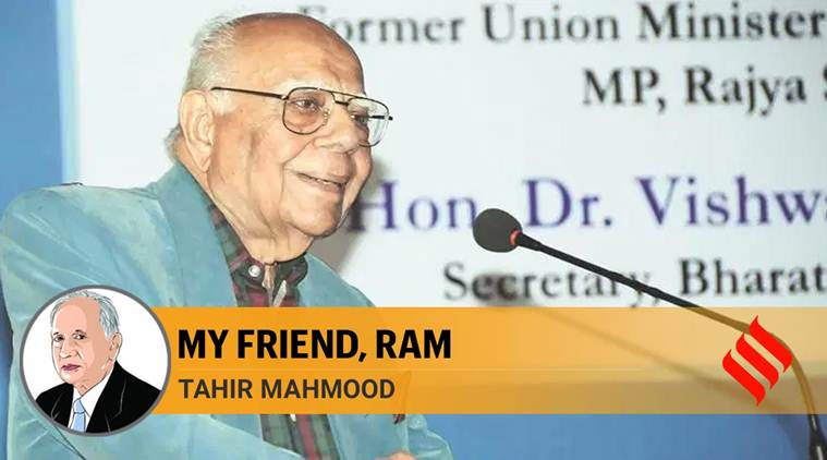 Ram Jethmalani was feared and respected for his candour on political matters