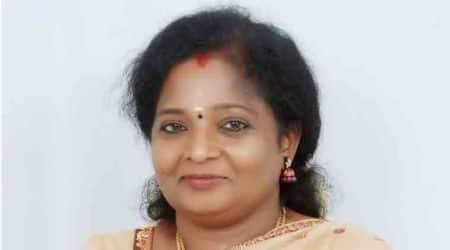 Tamilisai Soundararajan, BJP, Tamil Nadu, Narendra Modi, Tamil Nadu politics, Telengana, Telengana Governor, Indian Express News, Chennai News
