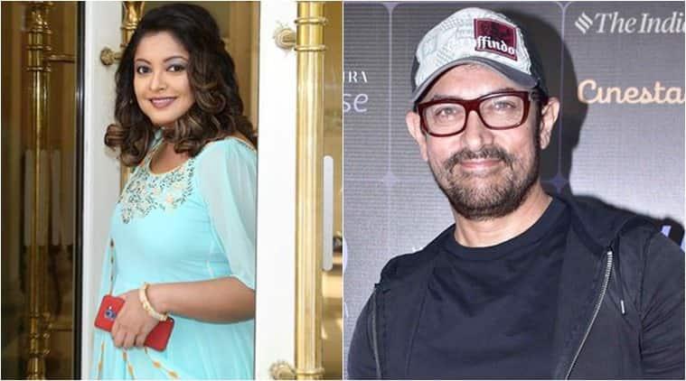 Tanushree Dutta slams Aamir Khan after he teams up with #MeToo accused Subhash Kapoor