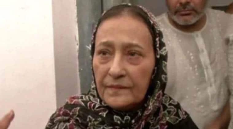 UP: Samajwadi Party fields Azam Khan's wife Tazeen Fatima from Rampur