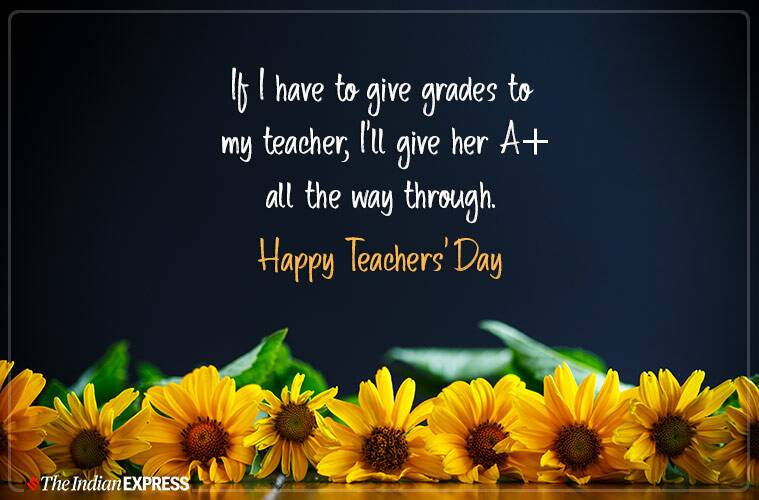 Happy Teachers' Day 2019: Wishes Images HD, Status, Quotes