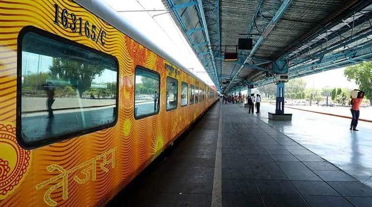 Tejas Express, Delhi Lucknow Tejas Express, Mumbai-Ahmedabad Tejas Express, IRCTC, irctc.co.in
