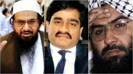 Masood Azhar, Dawood Ibrahim and Hafiz Saeed declared individual terrorists under new anti-terror law