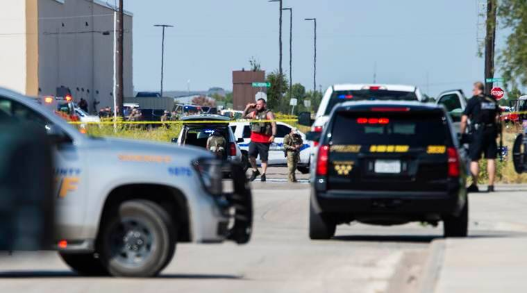 Texas Gunman Reportedly Fired Day of Killing Spree