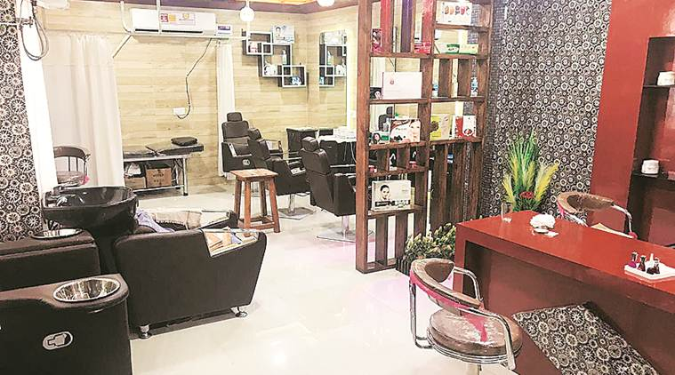 Tihar jail, Tihar jail delhi, Tihar jail parlous, Grace Beauty Parlour Tihar Jail, Indian Express, latest news
