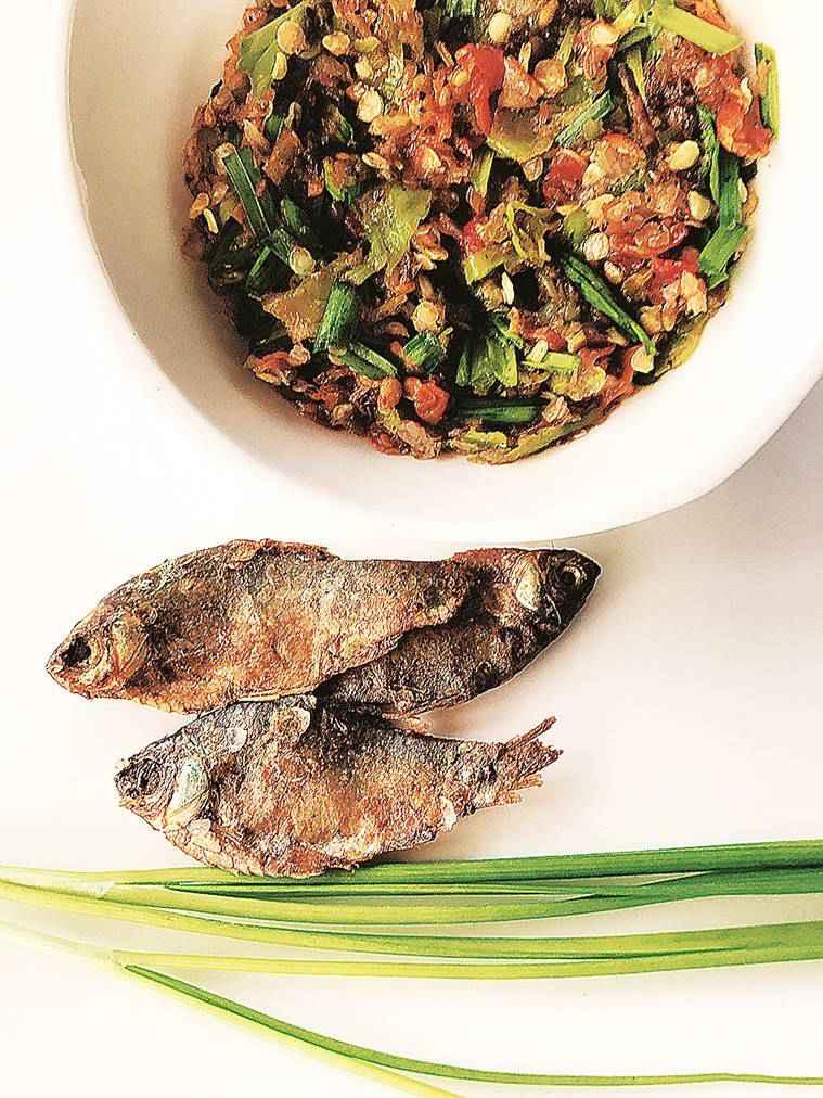 Tribal Green Chilli Chutney, recipe Tribal Green Chilli Chutney, delicious chutney recipe, sunday eye