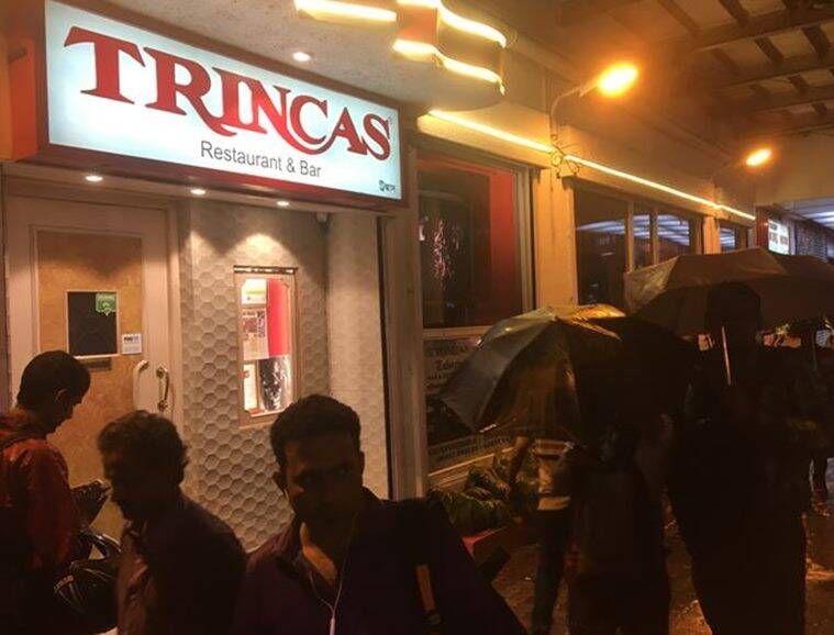 Trinca's, Usha Uthup, live music industry in Kolkata, history of Trinca's, Kolkata heritage, Park Street, Kolkata news