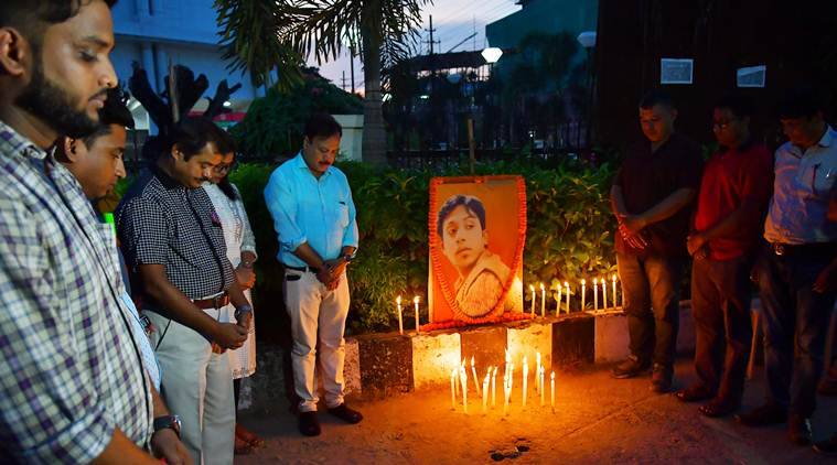 Miffed with progress of CBI probe on journalists' killings, Tripura scribes threaten stir