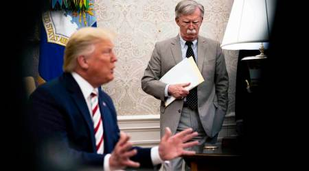 John Bolton, Donald Trump, US elections, United states, Bolton-Trump, world news