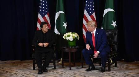 Pakistan PM Khan says he is mediating with Iran after Trump asked him to help