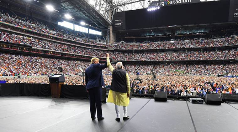 Move on Article 370 has troubled people who support terrorism, says PM at 'Howdy, Modi!' in Houston