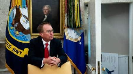 White House's Mick Mulvaney to sue over House impeachment subpoenas