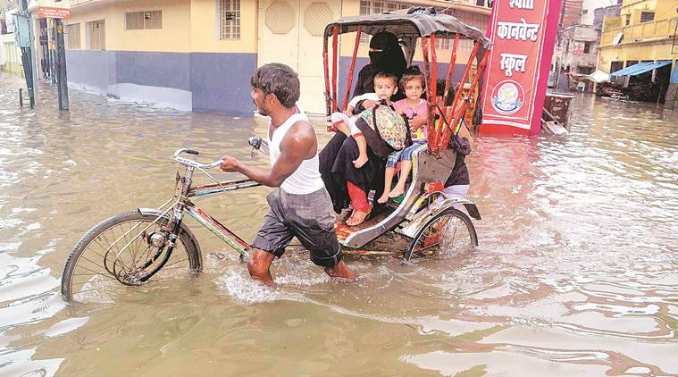 UP: Flood waters enter Ballia district jail, 900 prisoners to be shifted