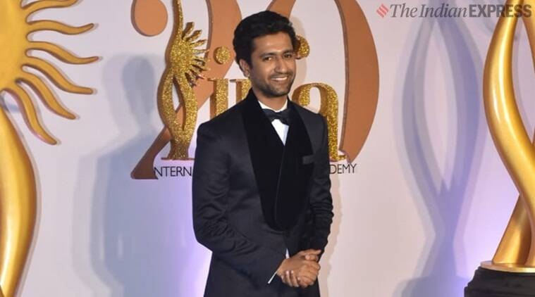 You won't find any plastic bottles on our sets, shares Vicky Kaushal