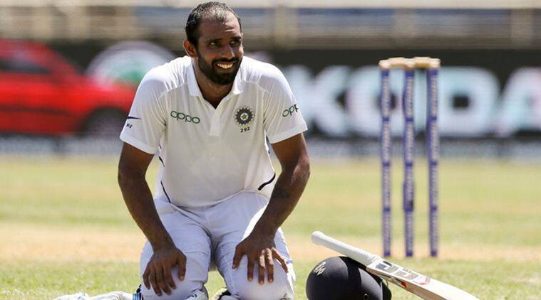 Hanuma Vihari, Ravi Shastri, Hanuma Vihari batting stance, Hanuma Vihari Test hundred, India vs West Indies 2nd Test, West Indies vs India 2nd Test, India's tour of West Indies 2019