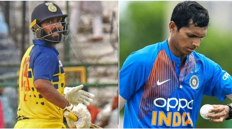 Dinesh Karthik, Navdeep Saini produce devastating performances in Vijay Hazare Trophy