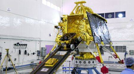 Chandrayaan 2 landing, Chandrayaan 2  mission, Chandrayaan 2  NASA Analysis, NASA analysis photo Chandrayaan 2, India news, Chandrayaan 2 Vikram, Indian express