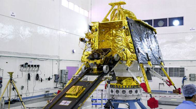 Chandrayaan-2 mission landing tonight: What is Vikram lander?