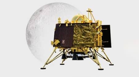 vikram lander, indianexpress, sundayeye, eye 2019, ISRO, moon, chandrayaan 2 landing, K Sivan, Modi,