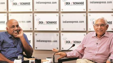 vinod rai, Vinod rai interview, Vinod rai idea exchange, cag vinod rai, indian cricket, cricket administration, 2g scam, bcci, cricket in india, virat kohli, world cup, pulwama attack, idea exchange with vinod rai, indian express news