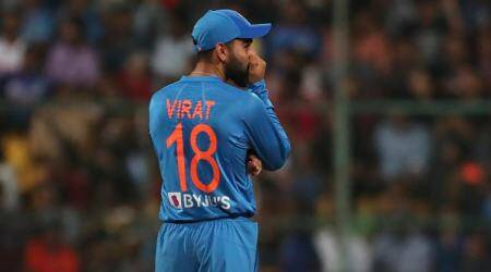 Virat Kohli reprimanded by ICC after physical contact with Beuran Hendricks