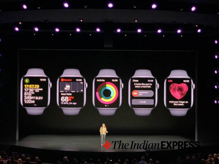 Apple Watch Series 5 launched: Starts at Rs 40,900, will be