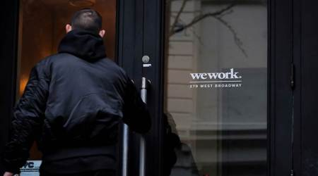 wework, we work public listing, we work ceo resign, we work softbank bail out, latest news