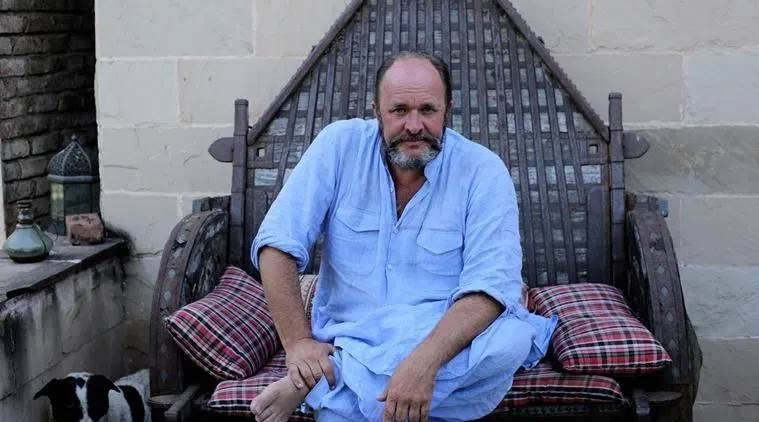 William Dalrymple, William Dalrymple books, william dalrymple anarchy different titles, indianexpress.com, indianexpress, William Dalrymple new book, Bloomsbury Publishing, East India company,