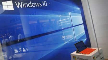 Microsoft Windows 10 update issue