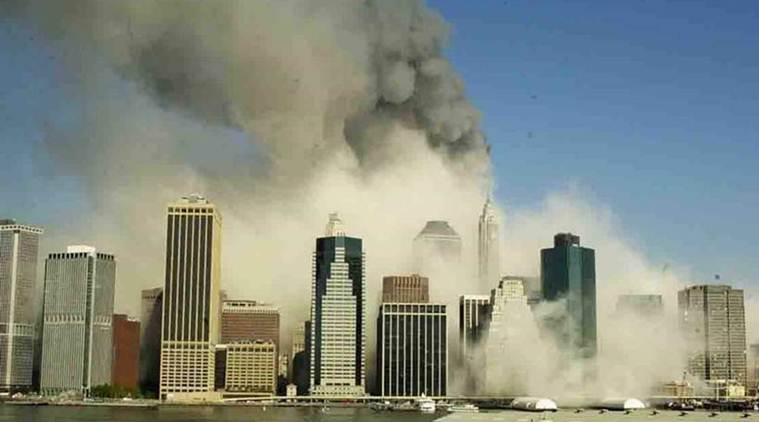 She fled the 68th floor. She's finally dealing with 9/11 trauma