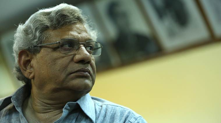 Sitaram Yechury: 'Habeas corpus means bring body... instead of bringing body, petitioner was asked to visit'