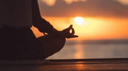 inverted yoga, indianexpress.com, indianexpress, yoga poses anti-ageing, rujuta diwekar inversion yoga, what is inversion yoga, high blood pressure and yoga,