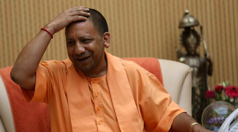 Yogi Adityanath, Yogi Adityanath interview, Uttar Pradesh CM, Uttar pradesh CM interview, yogi interview, Muzzaffarpur journalist, salt and roti journalist, UP news