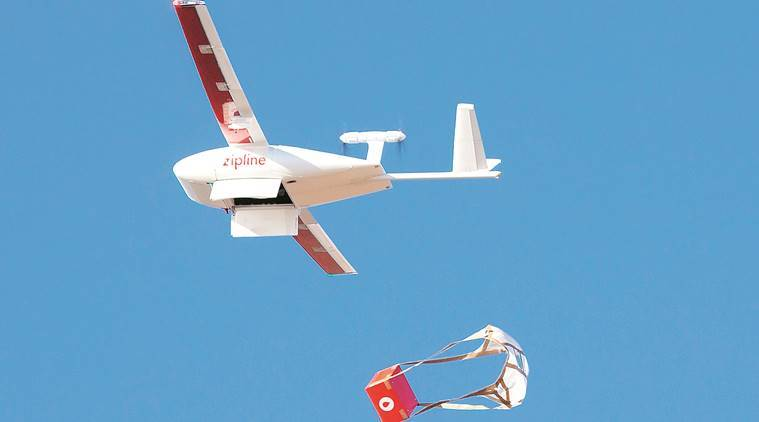 pune drones, pune drone delivery, pune drone services, maharashtra, pune news