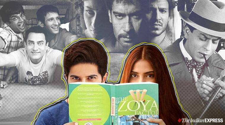 Besides The Zoya Factor, a list of best book adaptations in Bollywood