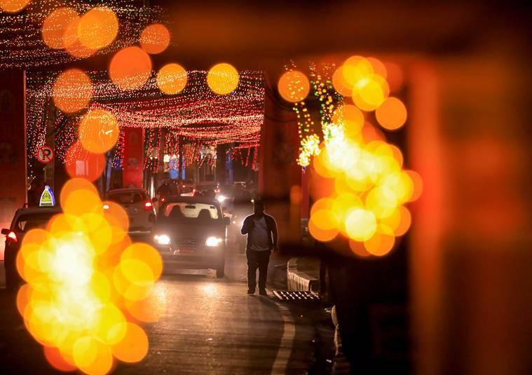 Happy Diwali 2019: Pakistani Hindus celebrate the festival of lights