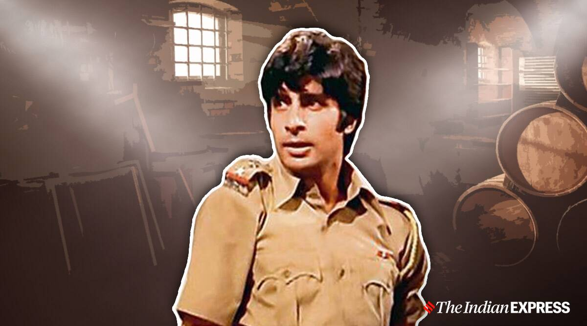 The Making Of Amitabh Bachchan How Zanjeer Helped Big B Become A Star Entertainment News The Indian Express